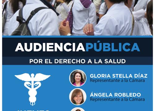 Audiencia Pública por el Derecho a la Salud