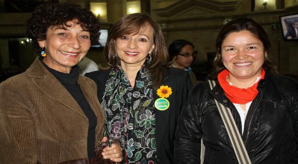 Constancia sobre el impacto de los TLC en las mujeres campesinas y rurales