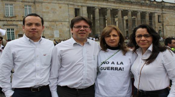 Colombia: ¿entre la guerra y la paz?