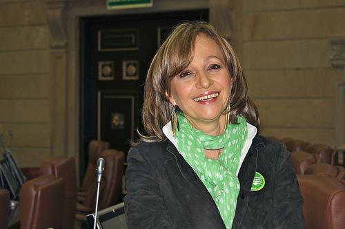 Angela Robledo rinde cuentas (enero a marzo 2015)