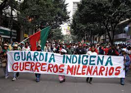Guardia Indígena: construcción de paz y ejemplo de resistencia. Por Juan Camilo Caicedo