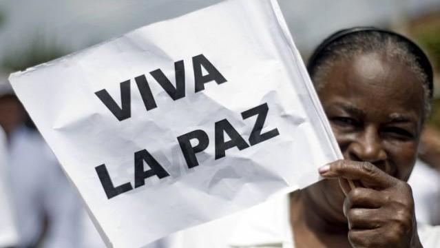 Presentación sobre el proceso de paz y las víctimas