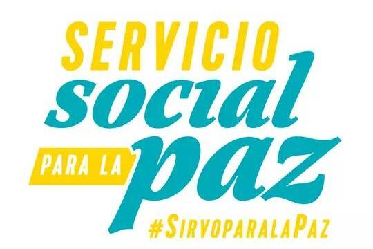 Proyecto de ley sobre el servicio social para la paz, alternativo al servicio militar obligatorio