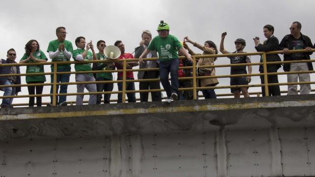 Así lanzó Mockus a Diego Cancino #30 al Concejo de Bogotá