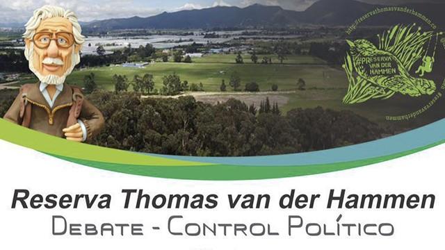 Intervención de Ángela María Robledo en el debate de Control Político a Enrique Peñalosa sobre la reserva Thomas van der Hammen