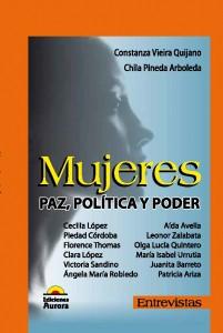 Mujeres Paz, Política y Poder portada