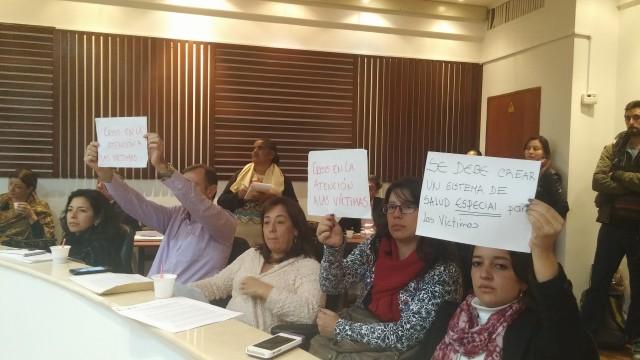 """""""Gobierno Santos se raja en atención a víctimas"""": Ángela Robledo"""