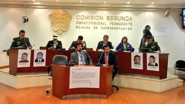 Denuncian total impunidad frente a homicidios de estudiantes atribuibles al ESMAD