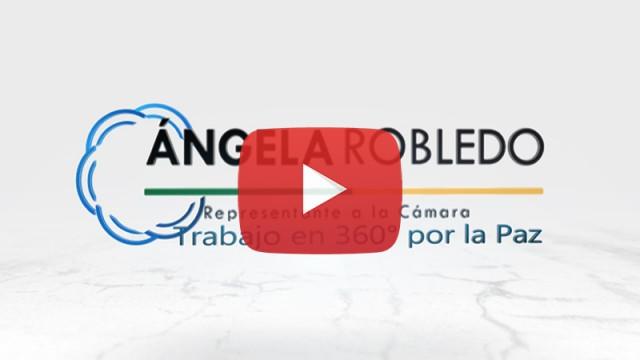 Rendición de cuentas de Ángela María Robledo 2016