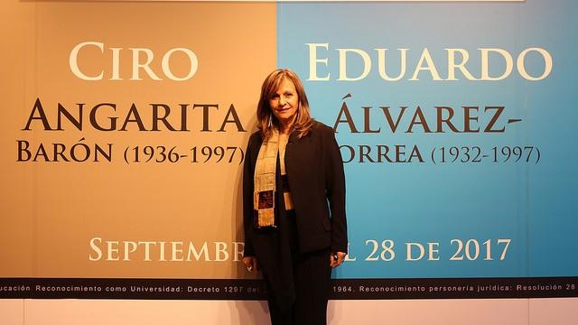 Ciro Angarita Ramírez, me recuerda la alegría de un niño