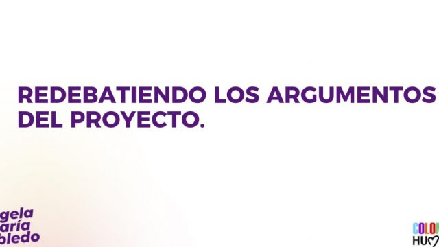 Presentación de ponencia de archivo al proyecto que unifica elecciones nacionales y locales.