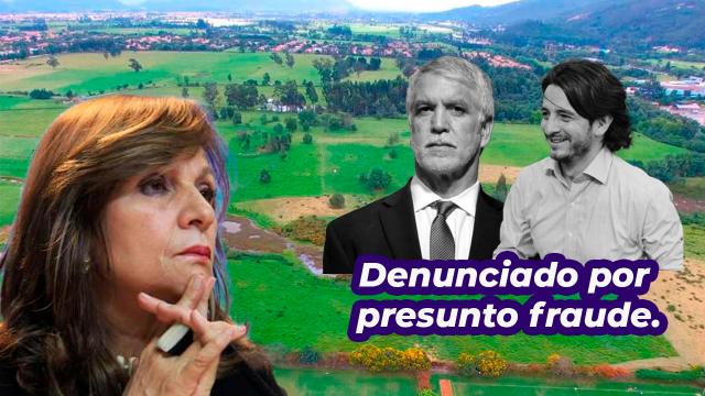 Denuncian al subsecretario jurídico de Planeación de Enrique Peñalosa por presuntas falsedad en documento público y fraude procesal.