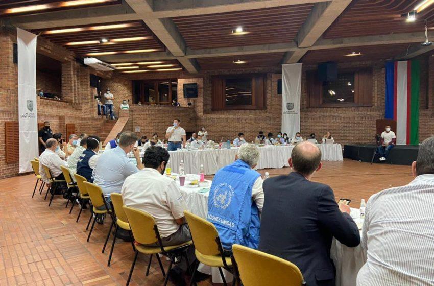 Comisión de paz de la Cámara de Representantes solicita implementación de mesas de diálogo, bajo pactos de no agresión