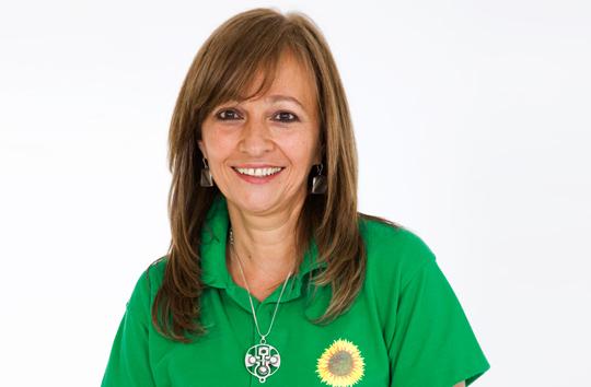 Angela Robledo, primer lugar entre las mujeres como la mejor congresista del país, según encuesta