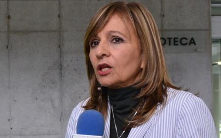 Ángela María Robledo rechazó acciones de Peñalosa contra campamento por la paz