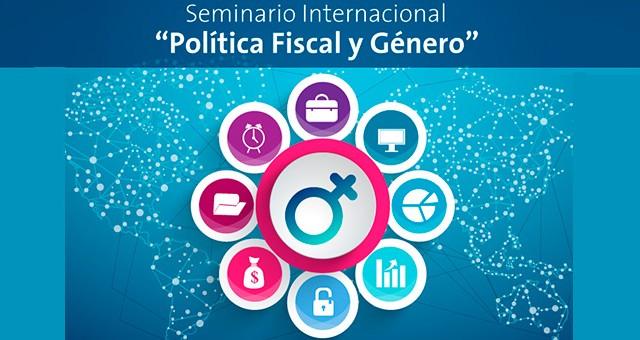 Seminario Internacional: política fiscal y género
