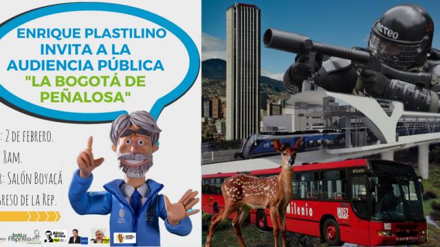 ¿Bogotá mejor para todos?