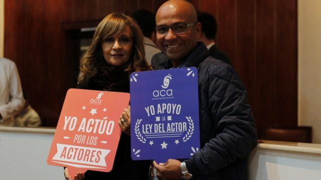 Faltó voluntad política en el Congreso para tramitar ley de actores: Ángela María Robledo