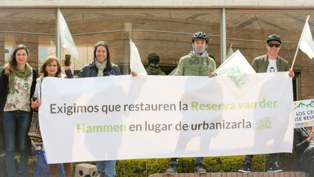 Persisten los conflictos de interés frente al futuro de la Reserva van der Hammen.