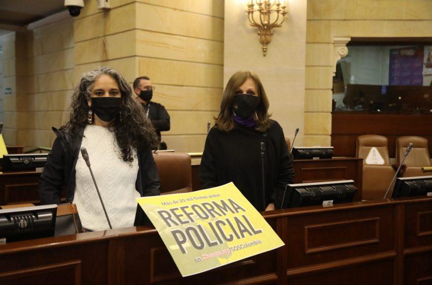 Congresistas solicitan a Procuraduría, traslade queja disciplinaria a Comisión de Ética de la Cámara